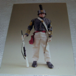1994 GI Joe 30th Salute #81 West point cadet Trading card